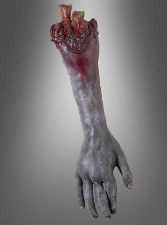 Abgetrennter Zombiearm