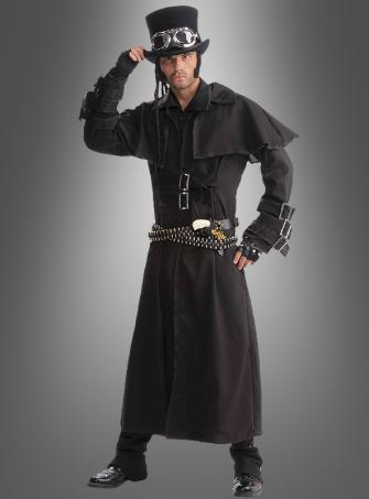Duster Coat Steampunk Western