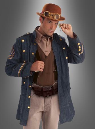 Steampunk General Kostüm