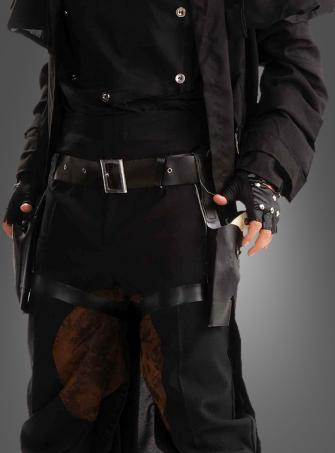 Thigh holster Steampunk