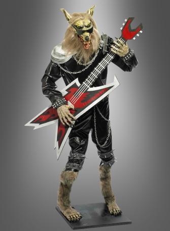 Metal Werwolf Standdeko RIESIG