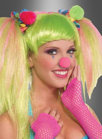 Circus Sweetie Hair Scrunchys
