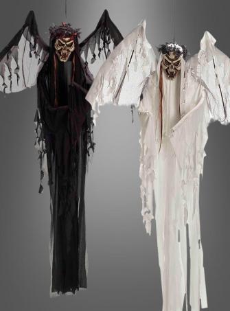 Skelett Engel Deko Länge 165 cm