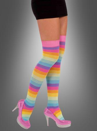Circus Sweetie Thigh High Socks
