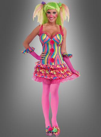 Tootsie the Clown costume