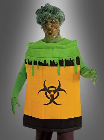 Giftmüllbehälter Verseuchter Zombie
