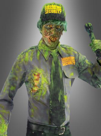 Biohazard Zombie Security Guard