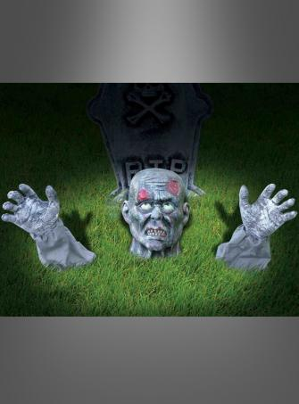 Zombie Lawn Decor