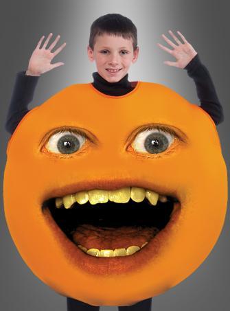 Annoying Orange costume for Kids