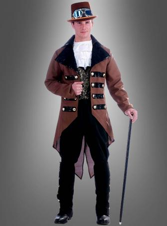 Steampunk Coat brown