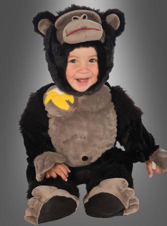 Gorilla Strampler für Babys