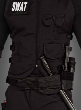 SWAT Polizei Waffengürtel