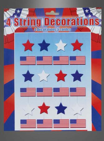 America Party Decoration