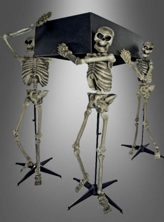 Skelett Sargträger