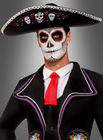 Sugar Skull Sombrero deluxe