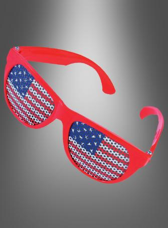 USA Party Glasses