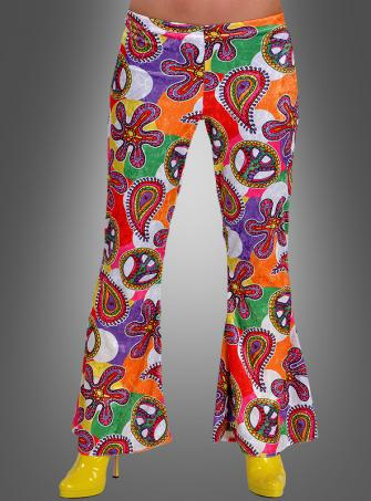 Women Flares Hippie Cool Fun