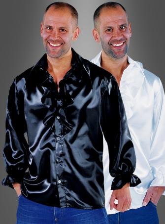 Satin Shirt Disco for Men