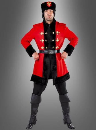 Cossack Costume Nikolai