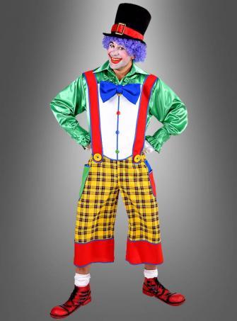 Lustiger Clown Latzhose