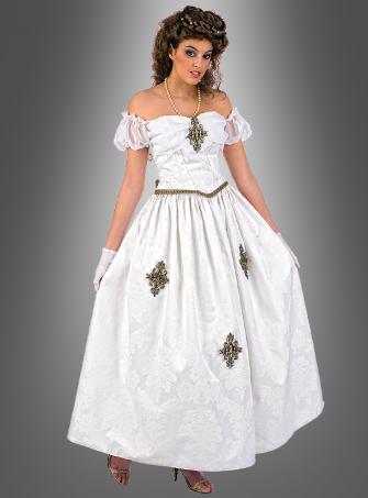 Deluxe Kaiserin Sissi Kostüm