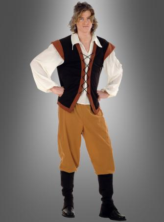 Bauer Mittelalter Kostüm