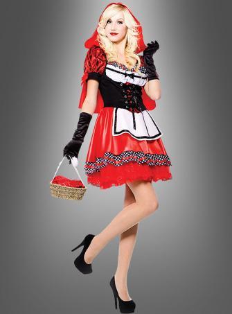 Red Hood Sweetie Costume