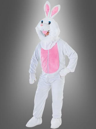 White Rabbit Costume adult