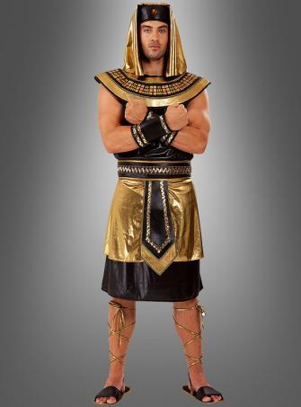 Goldener Pharao Kostüm