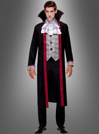 Vampir Duke Men Costume