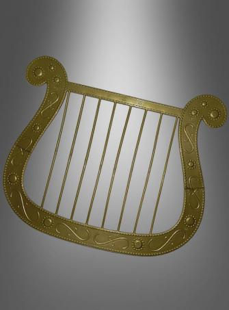 Harp for Angel Costumes