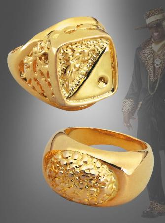 Golden Ring for Pimps and Millionaires
