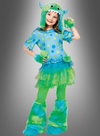 Miss Monster children costume