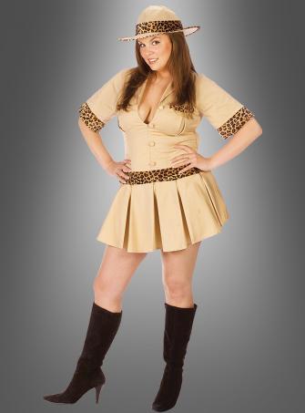 Sexy Safari Kostüm