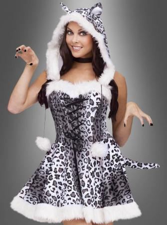 Sexy Snow Leopard