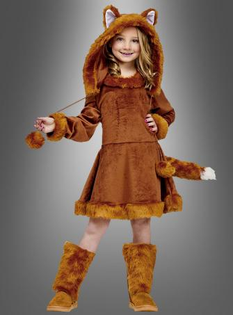 Sweet Fox girl costume