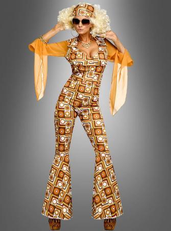 Gina Disco Diva Costume