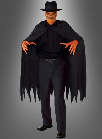 Kürbiskopf Mörder Kostüm