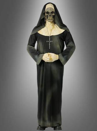 Zombie Nonne Halloween Kostüm