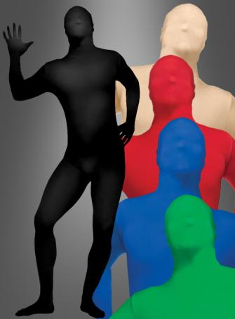 Zentai Body Skin Suit