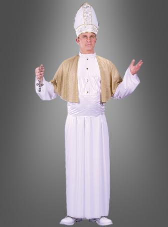 Priester Papstkostüm