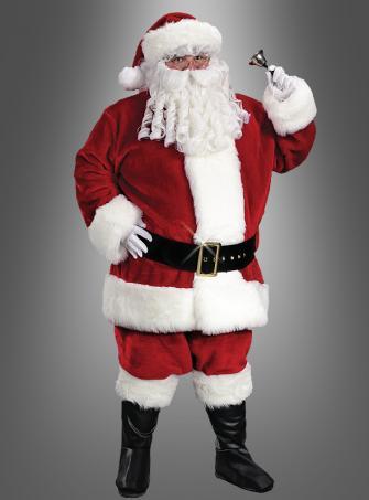 Santa Claus deluxe XXXL costume