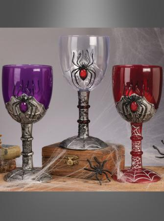 Spiderweb Goblet