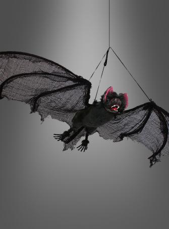 Fledermaus Halloween Deko versch. Größen