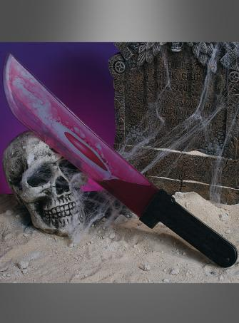 Bloody machete Halloween