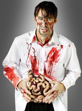 Blutender Darm für Zombies