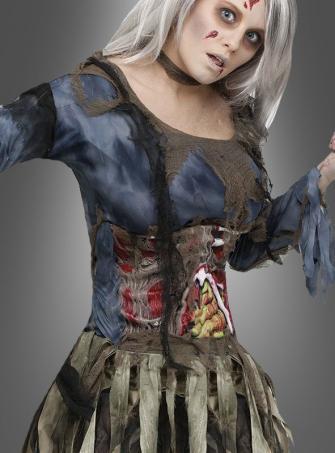 3D Zombie Guts Belt