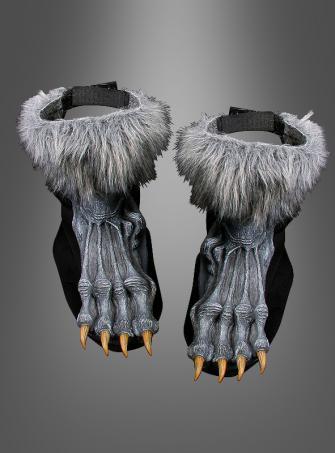 Werwolf Füße Krallen