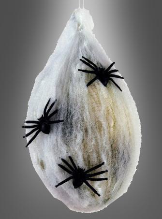 Spider Egg Cocoon 17 cm