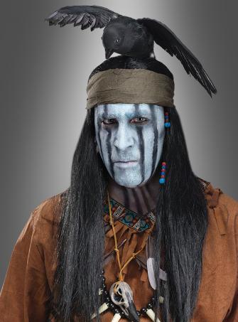 Native Warrior Wig Apache
